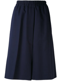 широкие шорты Jil Sander
