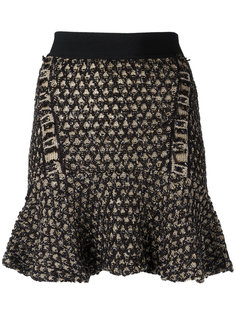 knit flare skirt Cecilia Prado