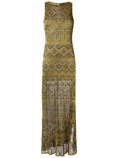 knit long dress Cecilia Prado