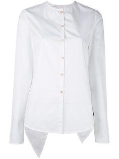 рубашка с перекрещивающимися панелями на спине Nostra Santissima