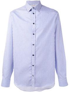 рубашка в полоску Alexander McQueen