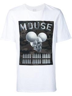 mouse print T-shirt Cy Choi