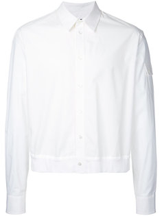 boxy cropped shirt Dressedundressed