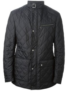 стёганая куртка Salvatore Ferragamo
