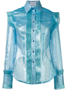 рубашка с блестящей отделкой Daizy Shely