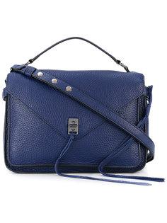сумка на плечо с аппликацией Rebecca Minkoff