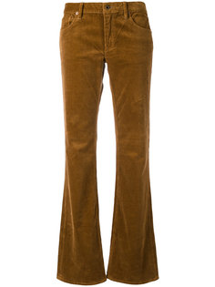 ribbed straight trousers Ralph Lauren