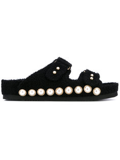 сандалии с пряжками Suecomma Bonnie