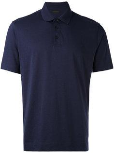 классическая футболка-поло Z Zegna