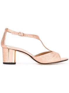 туфли с ремешками Marc Ellis