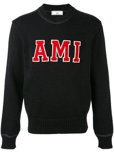 свитер AMI Ami Alexandre Mattiussi
