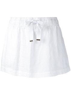 мини-юбка с эластичным поясом Venroy