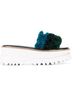 сандалии на платформе Suecomma Bonnie