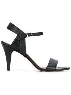 туфли с перекрещивающимися ремешками Marc Ellis