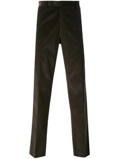 вельветовые брюки Brioni
