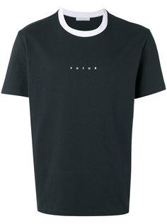 Ringer t-shirt Futur
