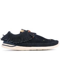 палубные туфли с бахромой Visvim