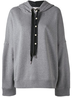 oversized drawstring hoodie Dorothee Schumacher