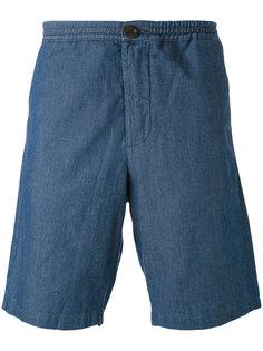 шорты с эластичным поясом Oliver Spencer