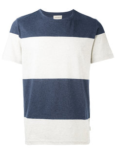 футболка в полоску Oliver Spencer