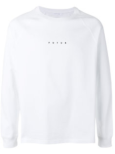 futur print T-shirt Futur
