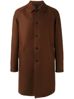 classic midi coat Harris Wharf London