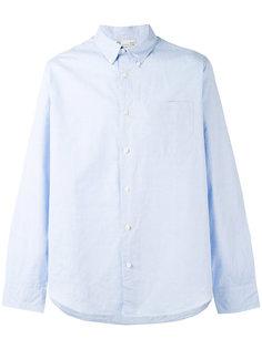 рубашка с воротником на пуговицах Visvim
