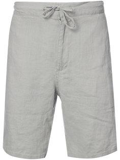 шорты с поясом на шнурке Max Onia