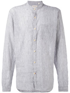 рубашка в полоску Oliver Spencer