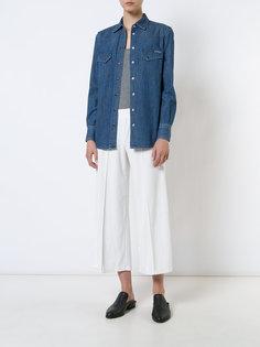 укороченные брюки-палаццо Atm Anthony Thomas Melillo
