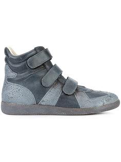 ботинки с контрастными вставками Maison Margiela