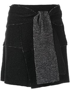 wrap style skirt Uma | Raquel Davidowicz