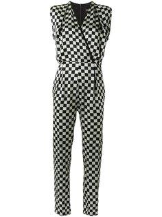 silk jumpsuit Andrea Marques