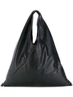 большая сумка-тоут Mm6 Maison Margiela