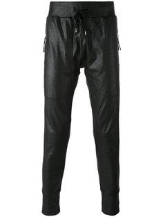 брюки кроя слим с эластичным поясом Unconditional