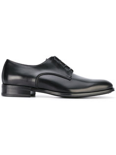 туфли на шнуровке Daniel Salvatore Ferragamo