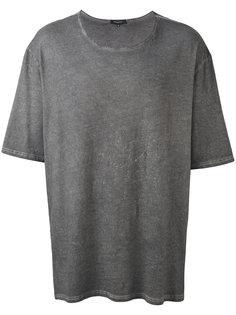 футболка свободного кроя Shotgun  Unconditional