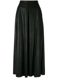 пышная длинная юбка Mm6 Maison Margiela