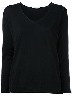 фактурная блузка с длинными рукавами Fabiana Filippi