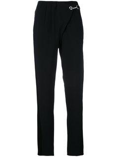 укороченные брюки с завышенной талией Paco Rabanne