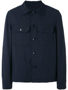 куртка-рубашка в стиле милитари Mp  Massimo Piombo