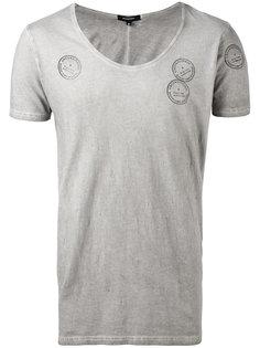 футболка с вырезом-ковш Shotgun  Unconditional