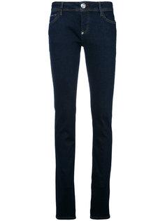 джинсы кроя скинни с вышивкой Philipp Plein