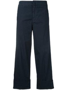 укороченные классические брюки Pt01