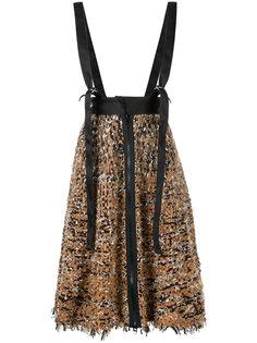 трикотажная юбка с подтяжками Lalo
