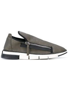 side zip trainers Cinzia Araia