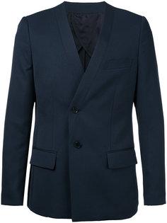 пиджак без воротника Yoshio Kubo