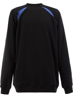 crew neck sweatshirt Y / Project