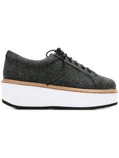 flatform sneakers Egrey