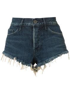 обрезанные джинсовые шорты 3X1